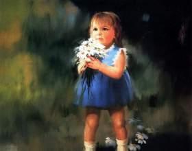 Как нарисовать ребенка фото