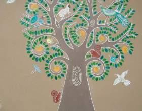 Как нарисовать семейное древо фото
