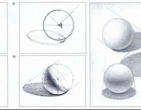 Как нарисовать сферу фото
