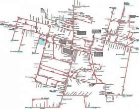Как нарисовать схему маршрута фото