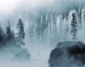 Как нарисовать зимний пейзаж карандашом фото