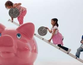 Как научить детей копить деньги фото