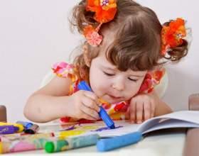 Как научить детей раскрашивать фото