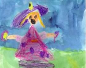 Как научить малыша рисовать фото