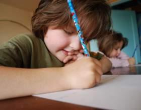 Как научить ребенка быстро писать фото