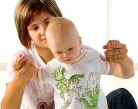 Как научить ребенка держать равновесие фото