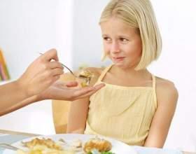Как научить ребенка есть полезную пищу фото