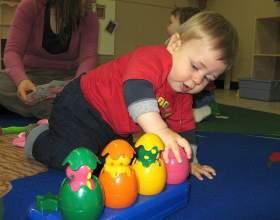 Как научить ребенка играть самостоятельно фото