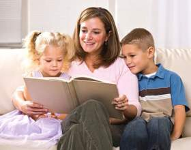 Как научить ребенка любить читать книги фото