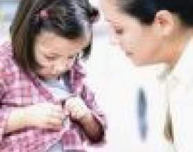 Как научить ребенка одеваться фото