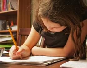 Как научить ребенка писать сочинения фото