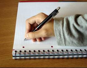Как научить ребенка писать фото