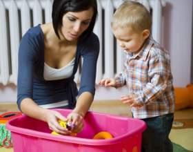 Как научить ребенка собирать игрушки фото
