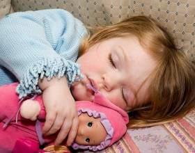 Как научить ребенка спать днем фото