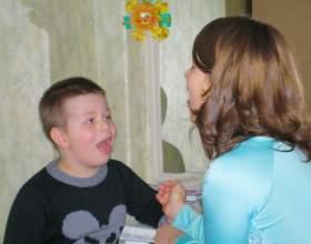 """Как научить ребёнка выговаривать """"л"""" фото"""