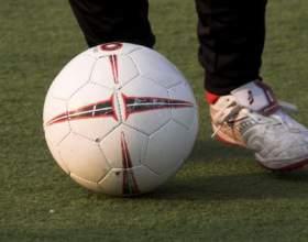 Как научиться чеканить мяч фото