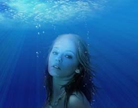 Как научиться долго не дышать под водой фото