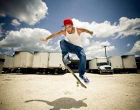 Как научиться ездить на скейтборде фото