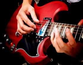 Как научиться играть на соло-гитаре фото