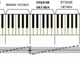 Как научиться играть по нотам фото
