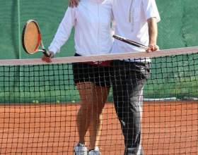 Как научиться играть в тенис фото