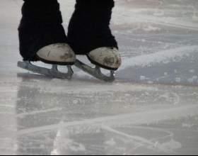 Как научиться кататься на коньках спиной вперёд фото