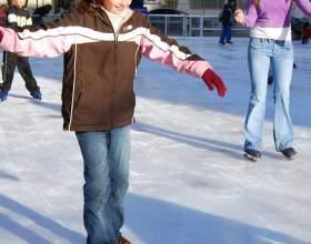 Как научиться кататься на коньках фото