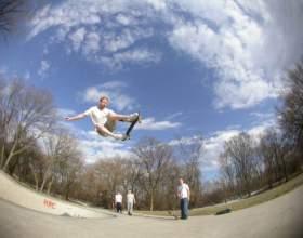 Как научиться кататься на скейте фото