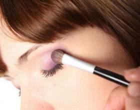 Как научиться макияжу глаз фото