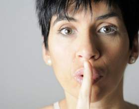 Как научиться молчать фото