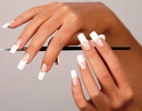 Как научиться наращивать ногти в домашних условиях фото