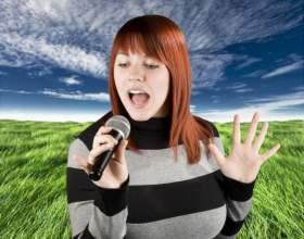 Как научиться петь в караоке фото