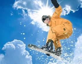 Как научиться прыгать на сноуборде фото