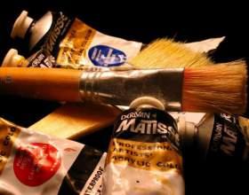 Как научиться рисовать акриловыми красками фото