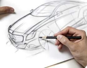 Как научиться рисовать авто фото
