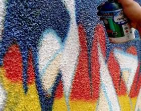 Как научиться рисовать граффити фото