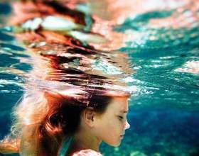 Как научиться задерживать дыхание по водой фото