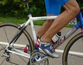 Как нажимать на педали велосипеда фото