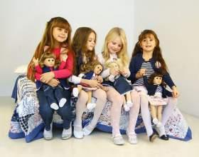 Как назвать куклу для ребенка фото