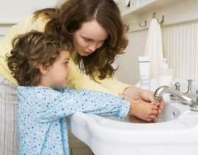 Как не допустить заражения глистами, если есть маленький ребенок фото