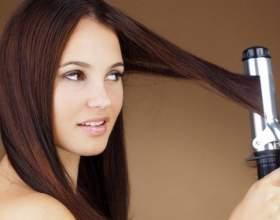 Как не испортить волосы утюжком для выпрямления фото