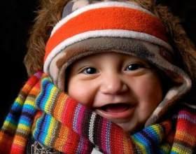 Как не заморозить ребенка фото