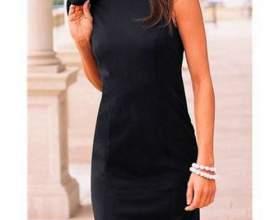 Как носила маленькое черное платье коко шанель фото