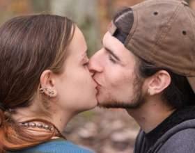 Как нужно целовать девушку фото