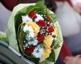 Как нужно дарить цветы фото
