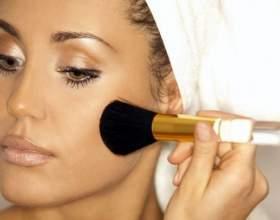 Как нужно наносить макияж фото