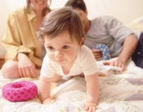 Как нужно развивать ребенка в год фото
