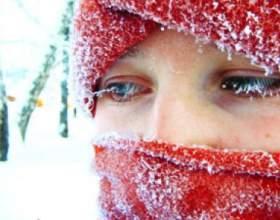 Как облегчить симптомы аллергии на холод фото