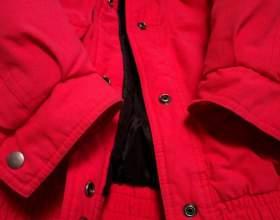 Как обновить куртку фото