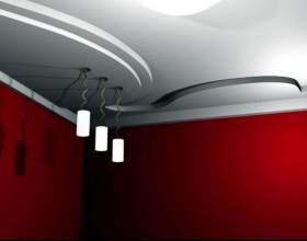 Как ободрать потолок фото
